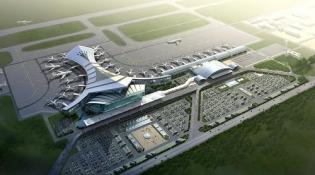 南宁吴圩国际机场新航站楼工程