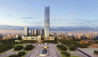 柳州地王国际商业中心