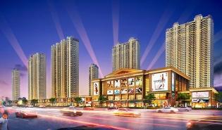 南宁恒大城项目